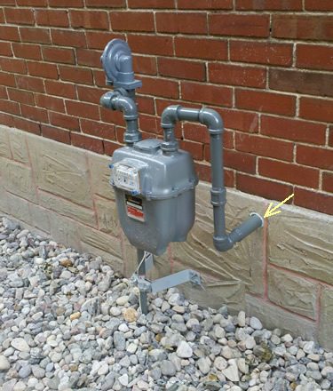 Natural Gas Pipe Installation Code