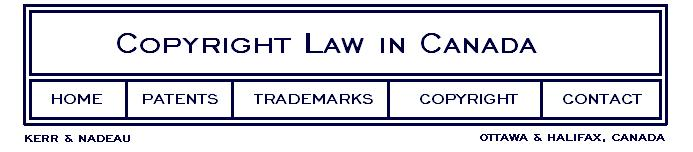 copyright law in canada essay Association is the nation's largest beef breed organization, serving more than  25,000 members across the united states, canada and several other countries.