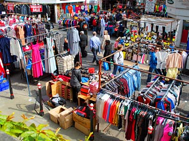 Image result for Petticoat Lane Market